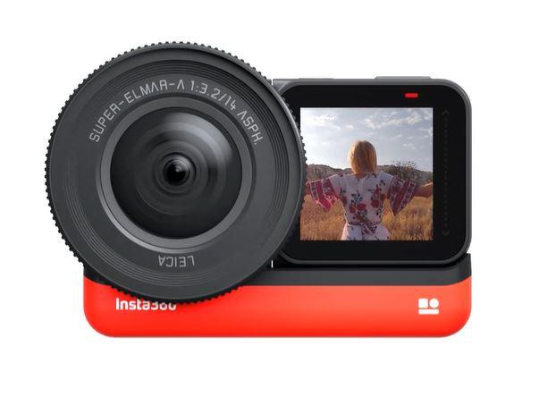 Insta360 One R 360 1-inch lens