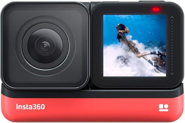 Insta360 One R Twin Edition Dimensions