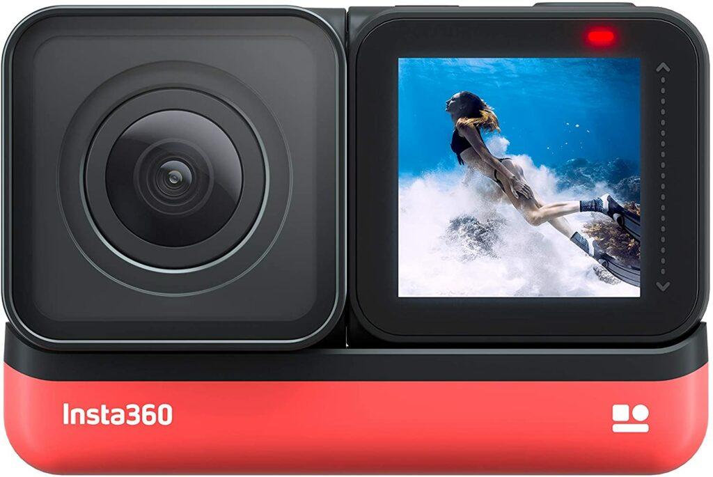 Insta360 One R front design