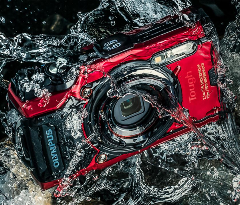 Olympus Tough TG-6 Waterproof