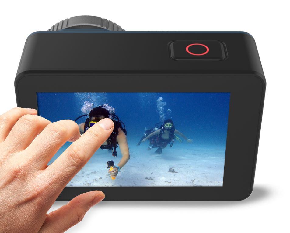 SJCAM SJ10 Pro Touchscreen