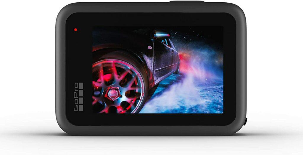 GoPro Hero9 Black back screen