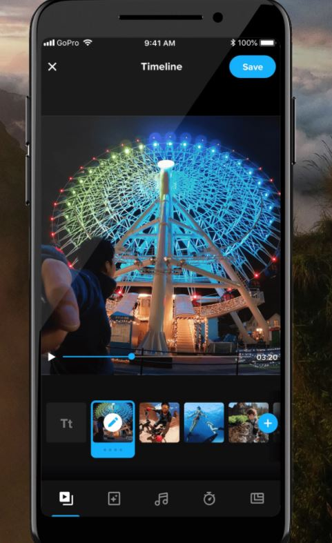 GoPro app for GoPro Max