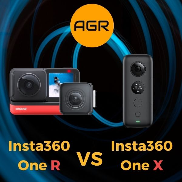 Insta360 One R vs One X_featured image