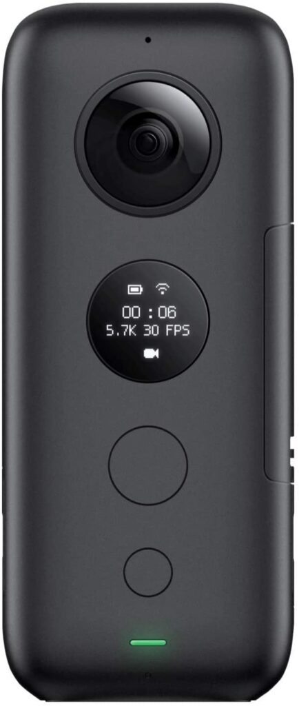 Insta360 One X Buttons