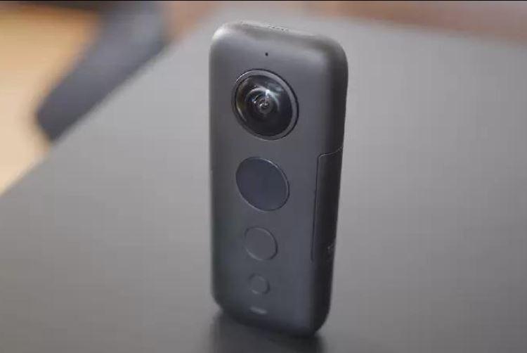 Insta360 One X Front Design
