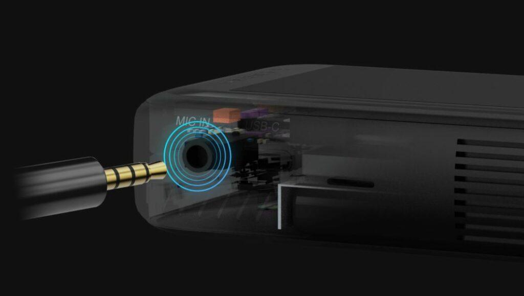 Kandao QooCam 8K External Microphone