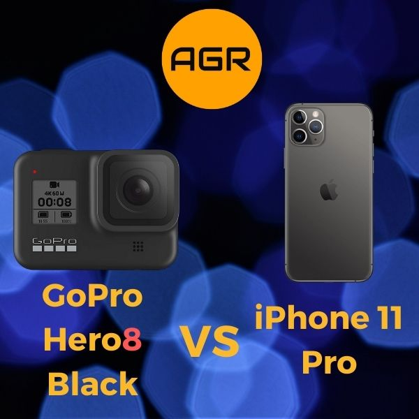 GoPro Hero8 Black vs iPhone 11 Pro_featured