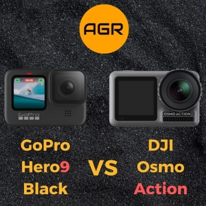 GoPro Hero 9 Black vs DJI Osmo Action_featured