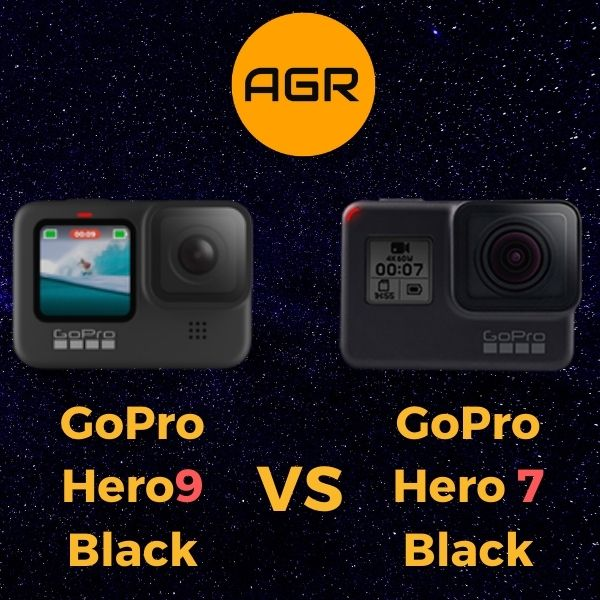 GoPro Hero9 Black vs GoPro Hero 7 Black_featuerd photo