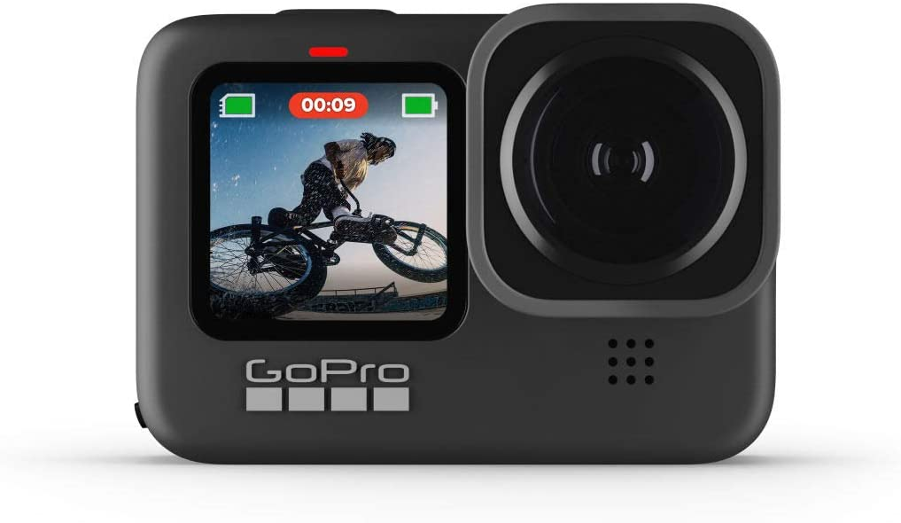 GoPro Hero 9 Black Max Lens Mod 1
