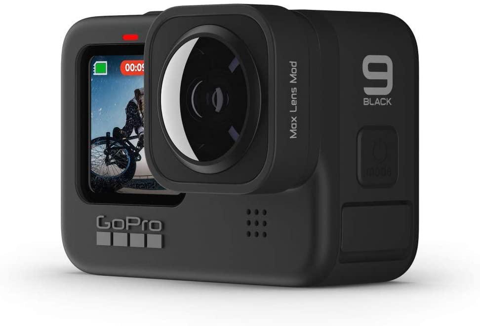 GoPro Hero 9 Black Max Lens Mod
